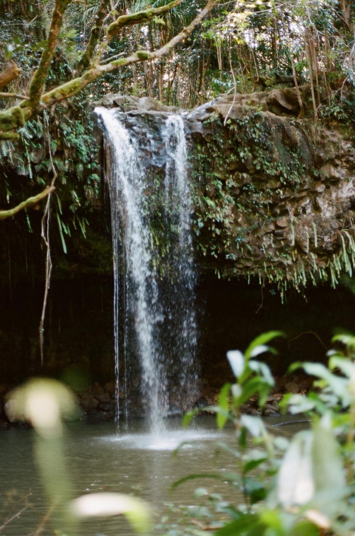 Twin Falls Maui Hawaii