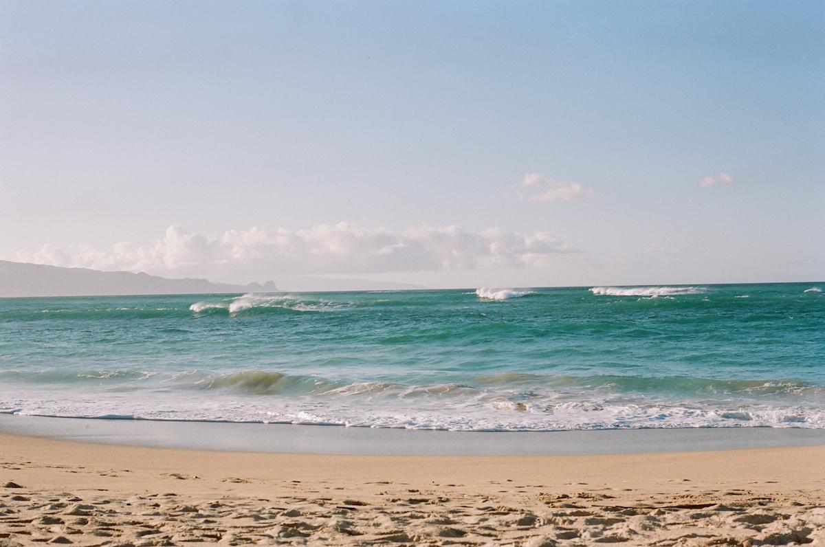 Paia Beach Maui Hawaii